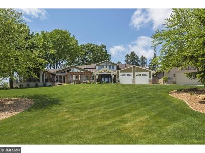 Minnetrista Single Family Home For Sale: 1195 Prairie Meadow Road
