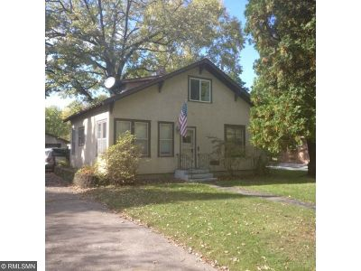Pine City Single Family Home For Sale: 25 1st Street SE