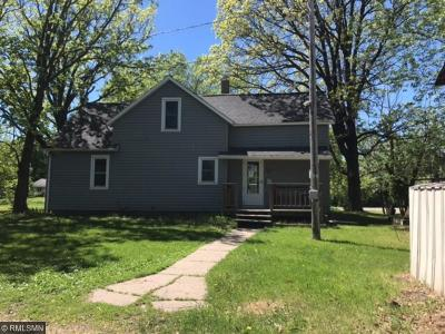 Aitkin MN Single Family Home For Sale: $65,900