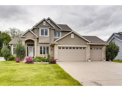 Crystal Single Family Home Sold: 5740 Oregon Court