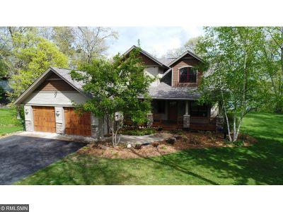 Nisswa Single Family Home For Sale: 26590 Spike Buck Drive