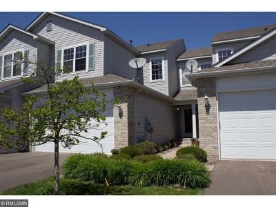 Plymouth Condo/Townhouse Sold: 5225 Holly Lane N #2