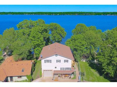Forest Lake Single Family Home For Sale: 21275 Iverson Avenue N
