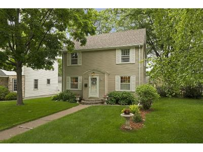 Single Family Home Sold: 5616 Dupont Avenue S