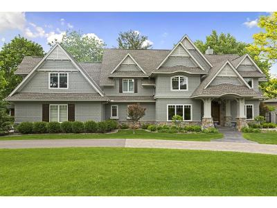 Edina Single Family Home Sold: 5821 Northwood Drive
