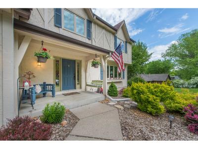 Eden Prairie Single Family Home For Sale: 9400 Creekwood Drive
