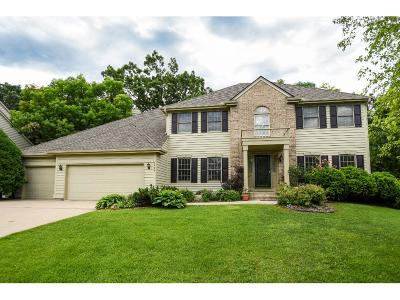 Eagan Single Family Home For Sale: 2006 Royale Drive