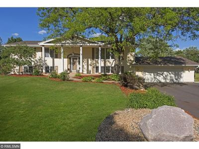 Golden Valley Single Family Home For Sale: 1910 Noble Drive N