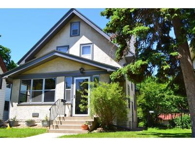 Hennepin County Single Family Home Sold: 2526 Ulysses Street NE