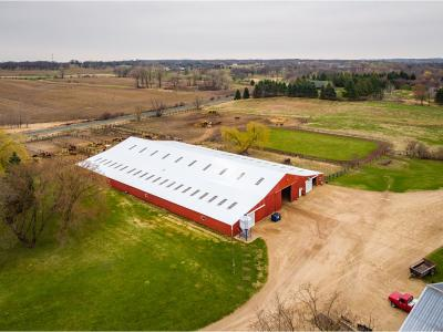 Scott County Single Family Home For Sale: 18000 Natchez Avenue