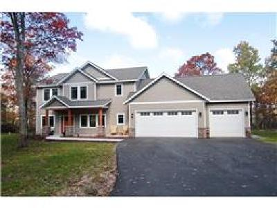 Brainerd Single Family Home For Sale: Tbd Wilderness Way