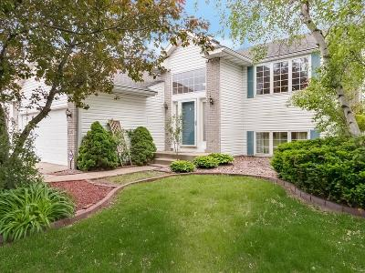 Brooklyn Park Single Family Home For Sale: 5233 89th Crescent N