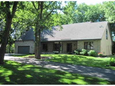 Coon Rapids Single Family Home For Sale: 1546 97th Lane NW