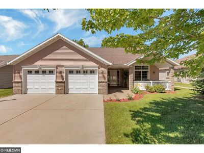 Single Family Home For Sale: 807 Oak Pond Drive