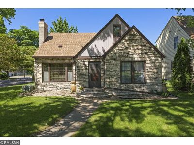 Robbinsdale Single Family Home Sold: 4101 York Avenue N