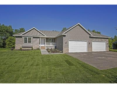 Isanti Single Family Home For Sale: 25120 Vickers Street NE