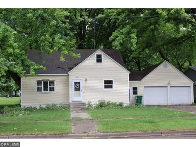 Dassel Single Family Home For Sale: 631 3rd St N Street