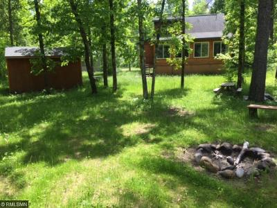 Chisago County, Isanti County, Pine County, Kanabec County Single Family Home For Sale: 7203 Starlight Drive