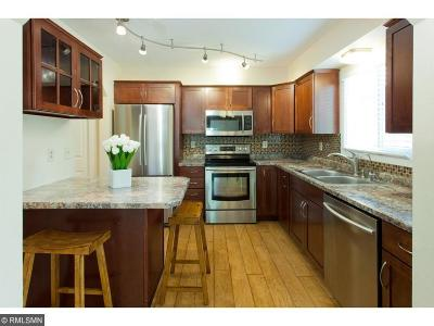 Plymouth Single Family Home Contingent: 4295 Ximines Lane N