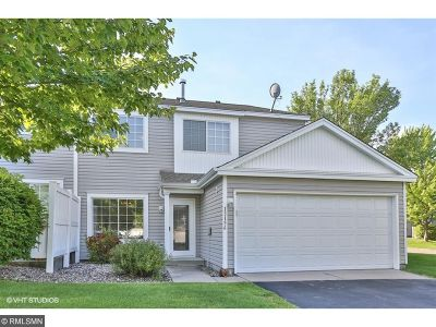 Eden Prairie Condo/Townhouse Contingent: 13156 Spencer Sweet Pea Lane