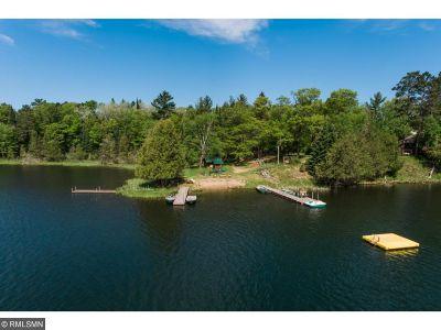 Longville, Hackensack Single Family Home For Sale: 3066 Cedar Shores Drive NW