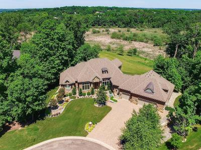 Shorewood MN Single Family Home For Sale: $1,599,000