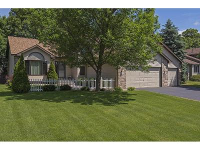 Andover Single Family Home For Sale: 529 140th Lane NW