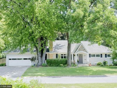 Hennepin County Single Family Home For Sale: 5501 Chantrey Road