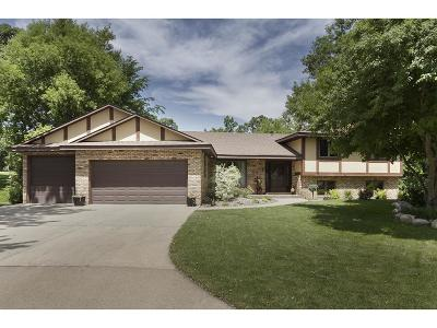 Bloomington Single Family Home For Sale: 5724 Auto Club Circle
