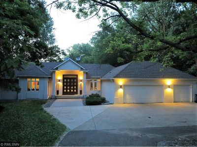 Eagan Single Family Home For Sale: 925 Cliff Road
