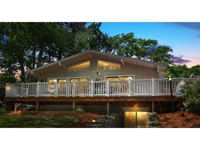 Crosslake Single Family Home For Sale: 11711 Milinda Shores Road