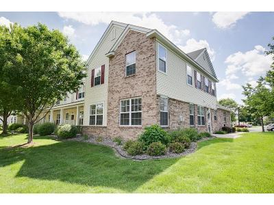 Condo/Townhouse Sold: 11379 Chisholm Circle NE #F
