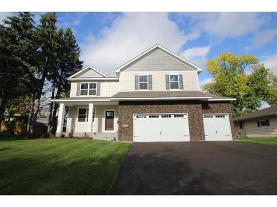 Edina Single Family Home For Sale: 4516 Dunham Drive