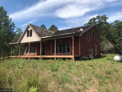 Crosslake Single Family Home For Sale: 14897 River Bluffs Road