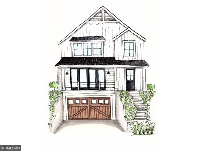 Saint Louis Park Single Family Home For Sale: 3216 Xenwood Avenue S