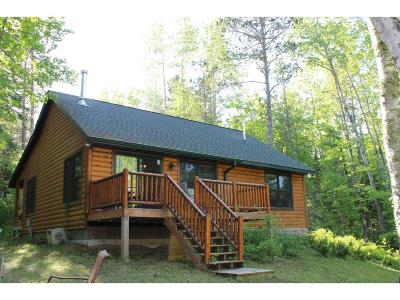 Itasca County Single Family Home For Sale: 31317 Little East Lake Road Shed