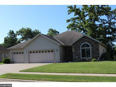 Single Family Home For Sale: 808 Wollak Way