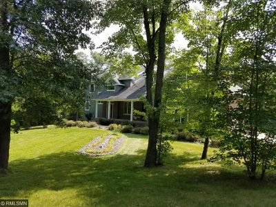 Stearns County Single Family Home For Sale: 21643 County Road 44