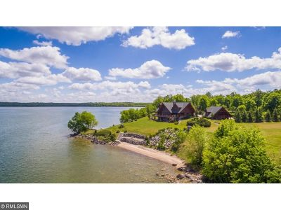 Federal Dam, Leech Lake Twp, Walker, Benedict, Laporte Single Family Home For Sale: 7127 Forestview Drive NW