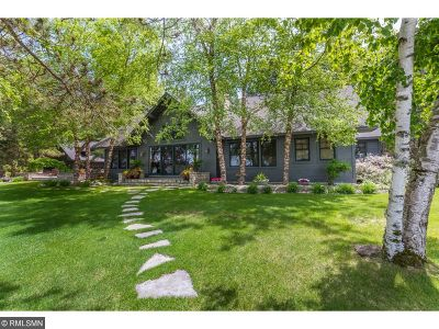 Single Family Home For Sale: 35399 Sunny Shores Drive
