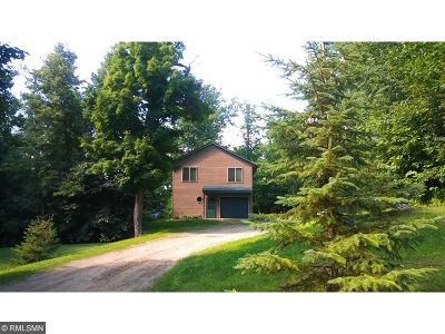 Aitkin MN Single Family Home For Sale: $269,000