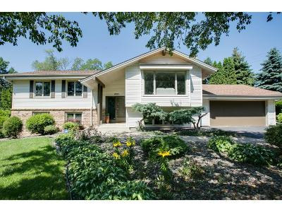 Golden Valley Single Family Home For Sale: 1935 Noble Drive N
