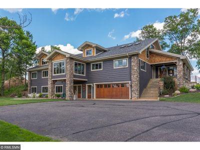 Single Family Home For Sale: 11014 Pine Beach Peninsula Road