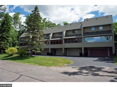 Nisswa Condo/Townhouse For Sale: 22040 Gull Lake Drive