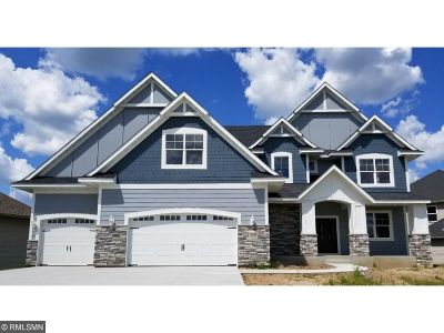 Brooklyn Park Single Family Home For Sale: 7308 Oxbow Creek Circle N