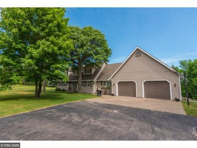 Brainerd Single Family Home For Sale: 3702 Gull River Trail