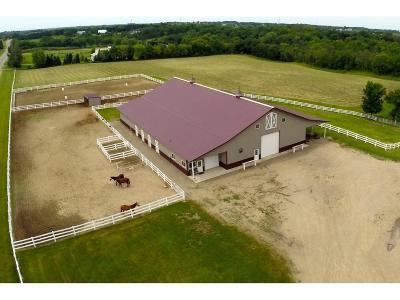 Buffalo Single Family Home For Sale: 2268 County Road 35 W