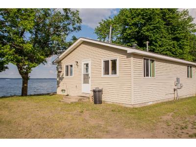 Ottertail, Perham, Perham Twp, Battle Lake Single Family Home For Sale: 35338 Rush Lake Loop #7