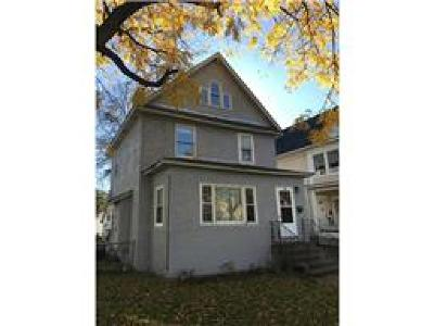 Minneapolis MN Single Family Home For Sale: $149,000