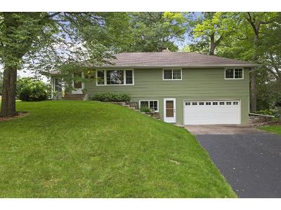 Plymouth Single Family Home Sold: 4110 Revere Lane N